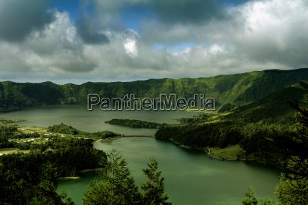 portugalia patrzec widok outlook fernsicht panorama