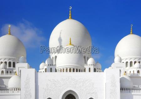 meczet szejka zahida w abu dhabi