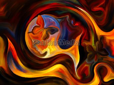 fuente de pintura interior