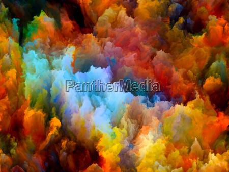 przyspieszenie kolorow