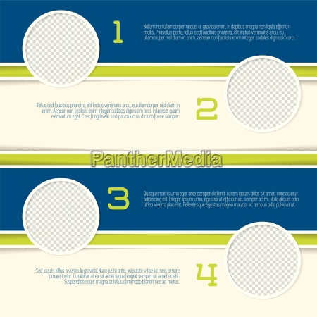 infografika konstrukcja z pojemnikow kolo fotograficznych
