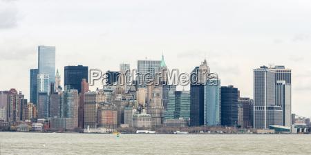 lower, manhatta, nyc, panorama - 14360927