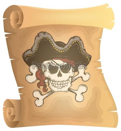 pirate scroll theme image 3