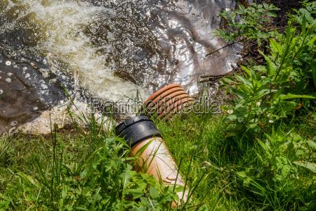 niebezpieczenstwo zagrozenia przyroda srodowisko technicznie przemysl