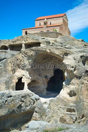 skalne miasto uplistsikhe gruzja