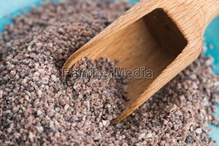 kala namak lub czarna sol poludniowej