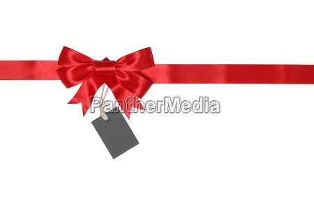 wstazka prezent z kokarda na prezenty