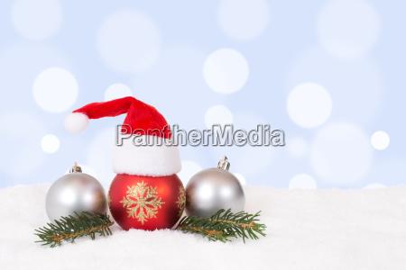 zima zimowy adwent deko czapka dekoracja