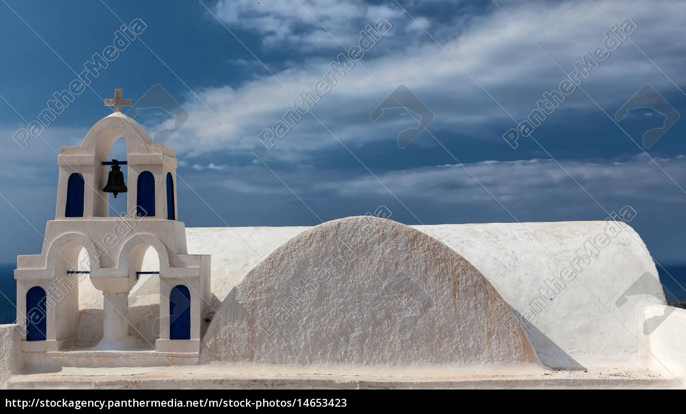 kaplica, w, oia - 14653423