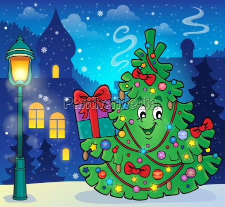 christmas tree topic image 2