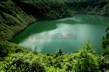 gory portugalia suesswasser jezioro inland aqua