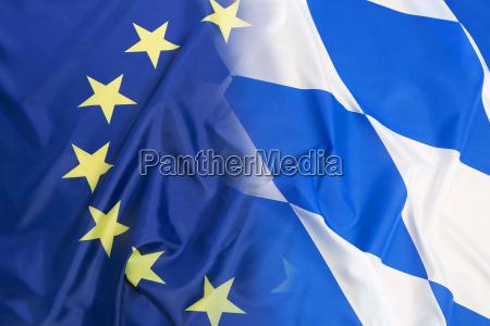flaga unii europejskiej vs flaga bawarii
