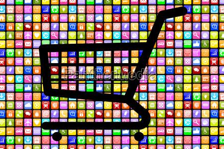 aplikacja aplikacji app zakupy online zamowienia