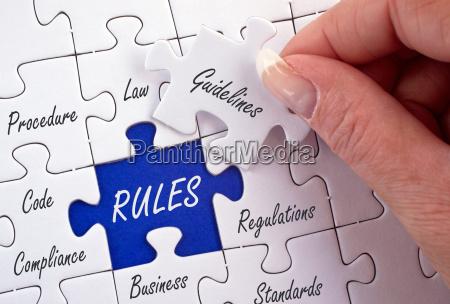 zasady biznesowe koncepcja