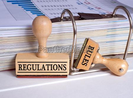 regulamin dwie pieczecie w biurze