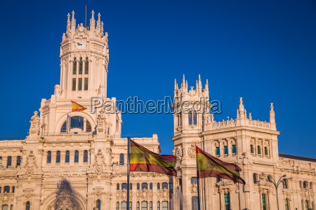 cibeles palace is the most prominent