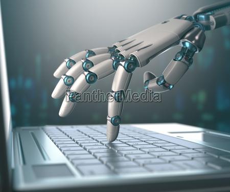 zastapienie ludzi maszynami