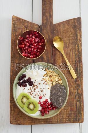 frühstücks-müsli - 15799627