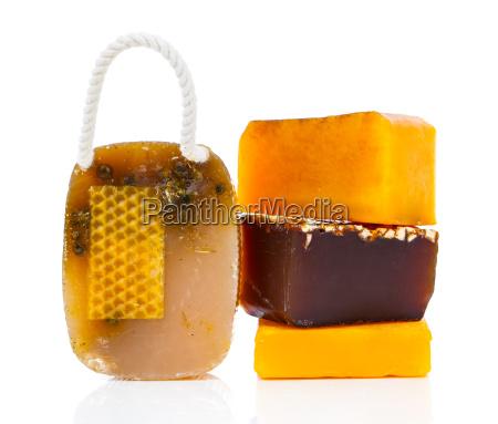 miod handmade soap