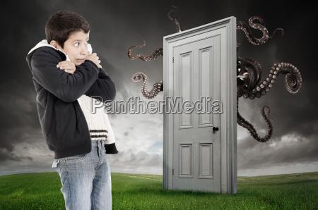strach dziecka