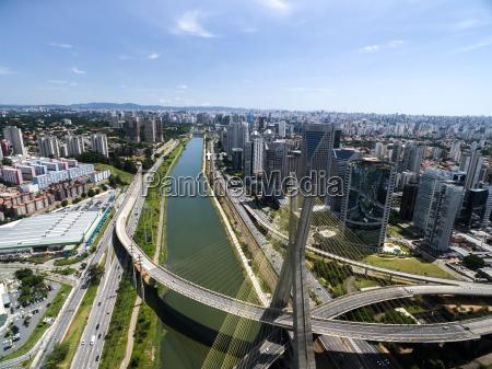 brazylia poludniowa ameryka aerial photo zdjecie