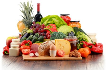 zywnosc ekologiczna w tym warzywa chleb