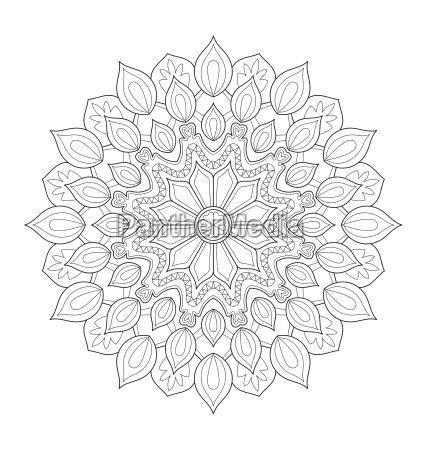 tradycyjne dekoracyjne szablon tradycyjnie wykonane wydanych