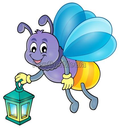 firefly z latarnia theme image 1
