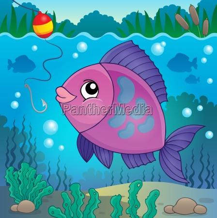 ryby slodkowodne temat obraz 6