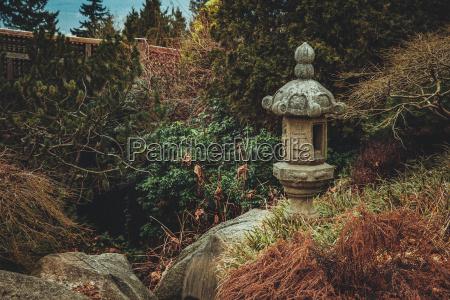 park jesienia