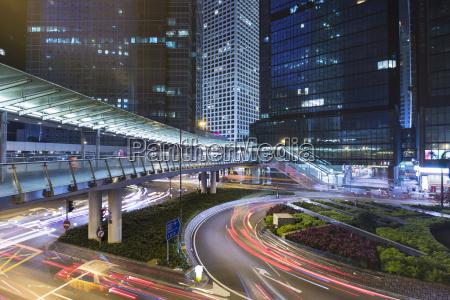 chiny hong kong traffic noca w