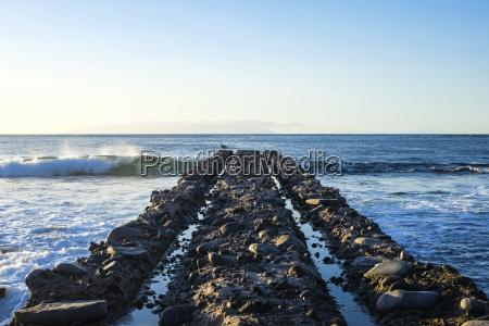 jazda podrozowanie horyzont kamien pestka zwierze