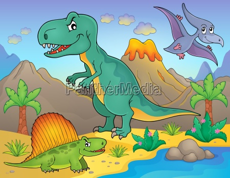dinosaur topic image 4