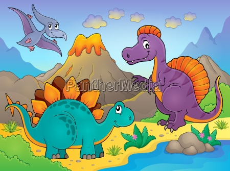 dinosaur topic image 5