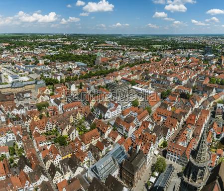 miasto grod town horyzont starowka europa