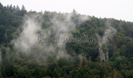 limestone in altmuehltal