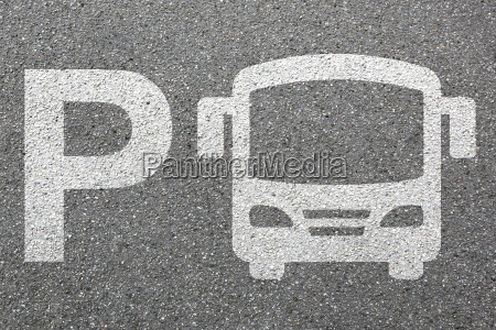 autobus bus autobusowy autobus autobusowy parking