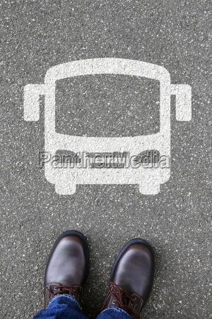 autobus autobus ruch autobus miejski