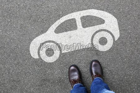ruch czlowieka czlowieka pojazdu ruchu drogowego