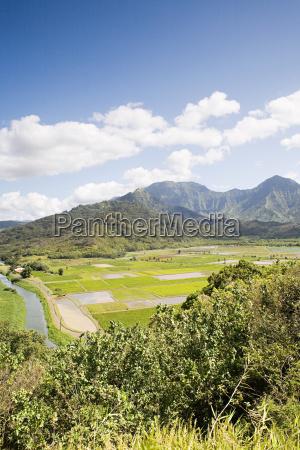 hanalei kauai dolina