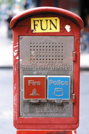 emergency phone new york city