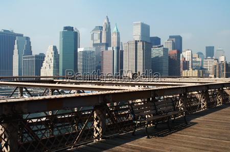 manhattan bridge boardwalk