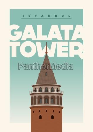 tytul galata tower galata kulesi opis