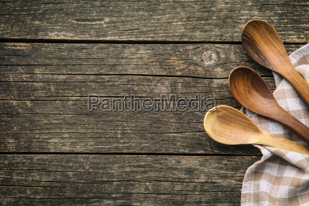 recznie robione drewniane lyzki