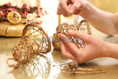 manufaktura zabawek choinkowych drewniane dzwoneczki