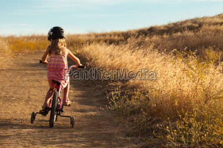 girl cycling mt diablo state park