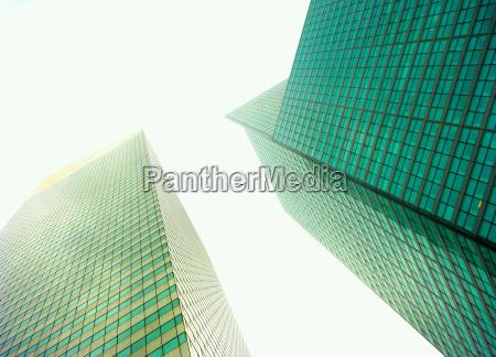 skyscrapers new york city usa