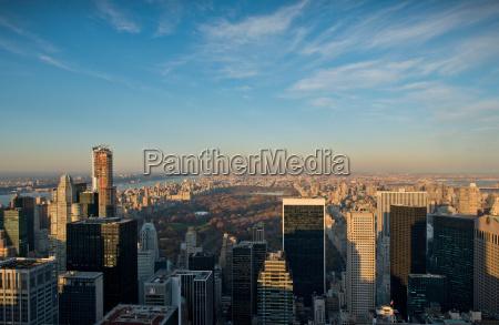 manhattan new york city usa