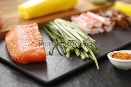 kuchnia japonska sushi restauracja japonska sushi