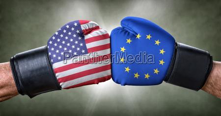 mecz bokserski usa wobec unii